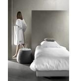 De Witte Lietaer Wafelstructuur badjas Abeja wit