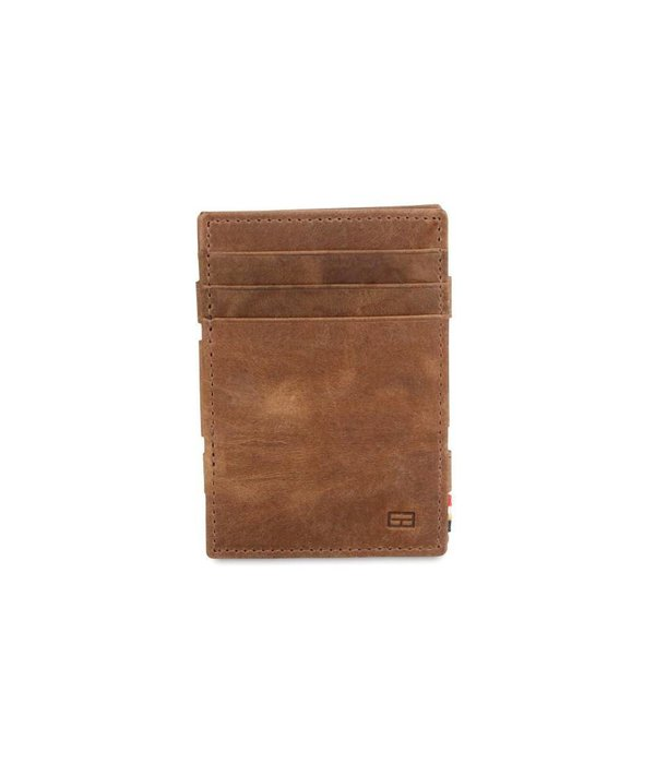 Garzini Garzini Magic Wallet CP Brushed Brow