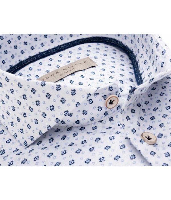 John Miller John Miller casual overhemd