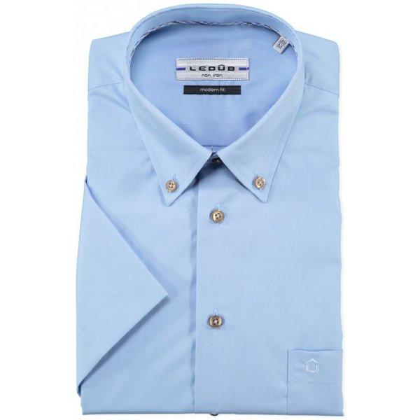 Overhemd korte mouw Ledub