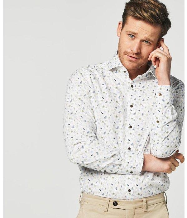 Michaelis Michaelis casual overhemd