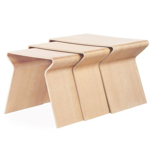 GRETE JALK   GJ CHAIR (licht hout)