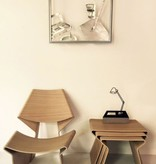 GRETE JALK | GJ CHAIR (LIGHT WOOD)
