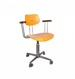 Eiermann W+S Plywood Office Chair