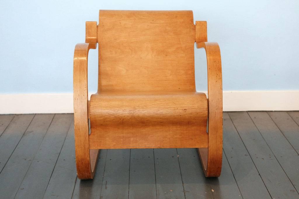 Cantilever Chair nr.31 by Alvar Aalto