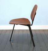 3-potige TECNO stoel van Osvaldo Borsani