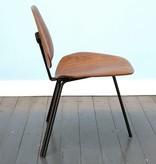 Three-legged Chair by Osvaldo Borsani