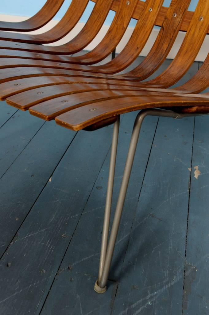 Scandia Senior Lounge Chair van Hans Brattrud