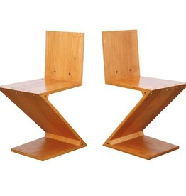 Rietveld, ZigZag Chairs