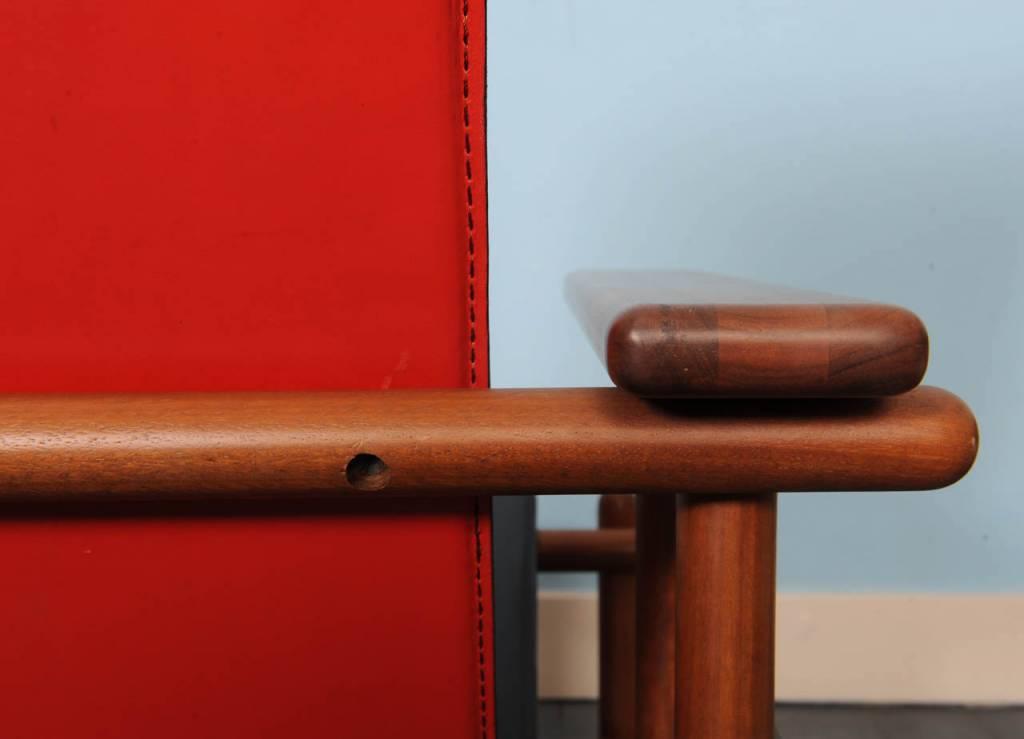 Cassina Lounge Chair in de wijze van Gerrit Rietveld