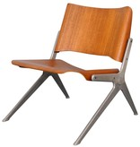 Axis Lounge Chair by Robin Day