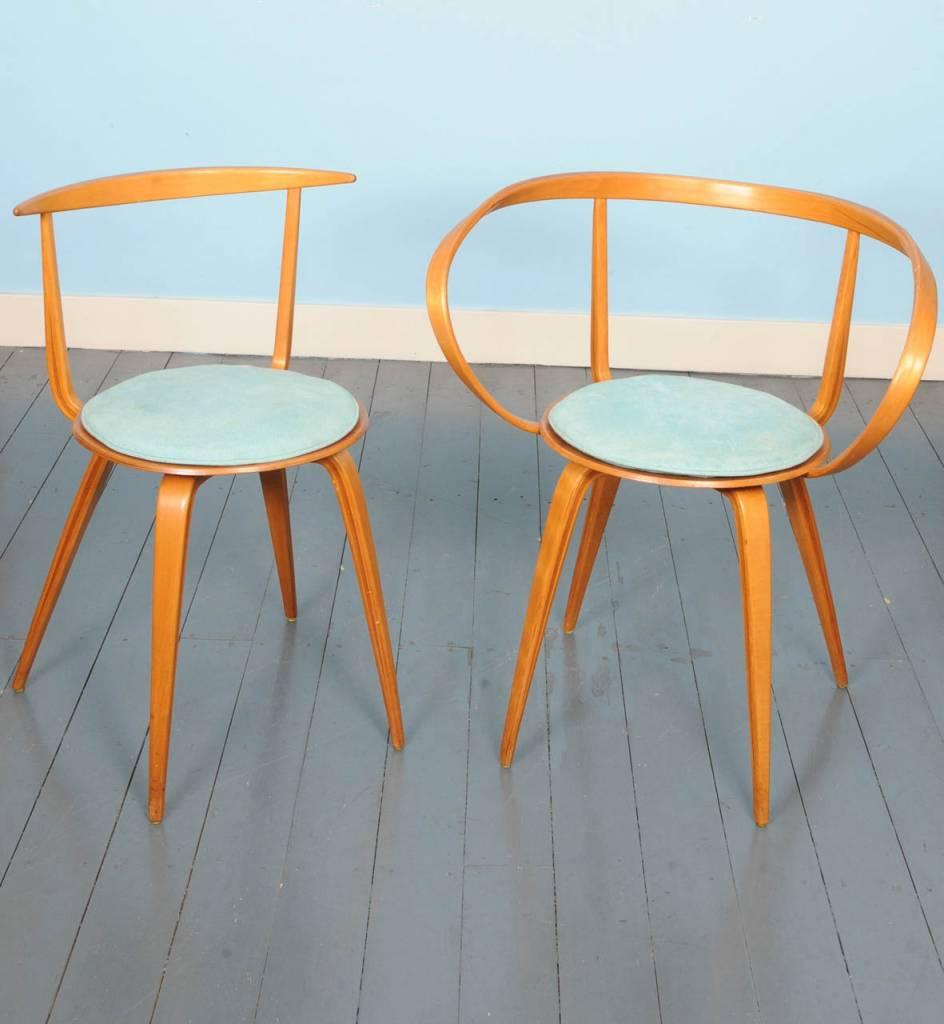 Pretzel Chair by George Nelson (per piece)