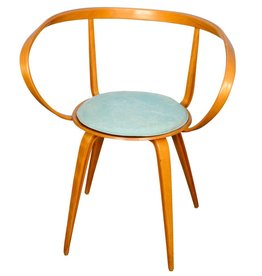 Nelson Pretzel Chair with armrests