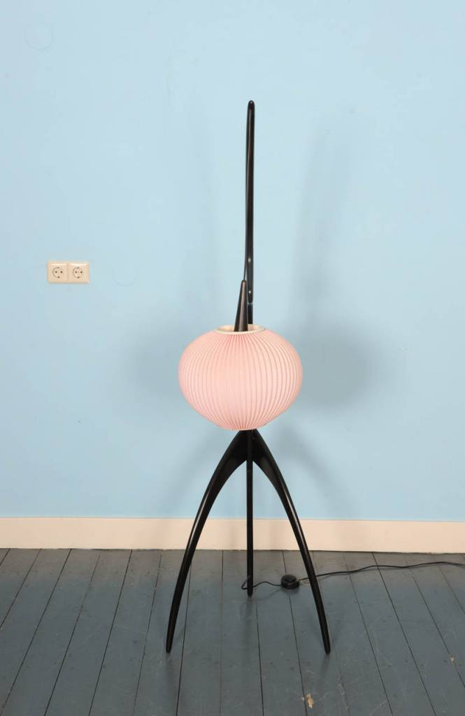 Praying Mantis Floor Lamp by Rispal-