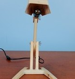 Plank Lampje door Jeroen Wand