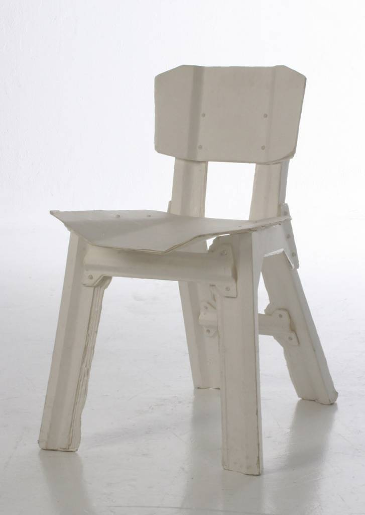Paper Chair by Jeroen Wand