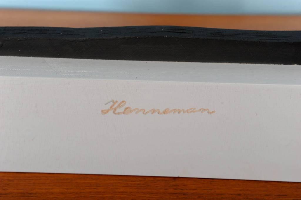 Box van Jeroen Henneman