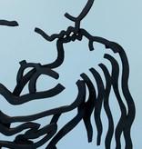 De kus door Jeroen Henneman