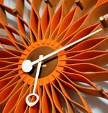 Zonnebloem Klok door George Nelson