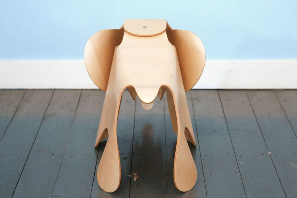 Olifant door Charles en Ray Eames