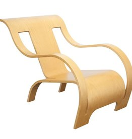 SUMMERS PLYWOOD LOUNGE CHAIR