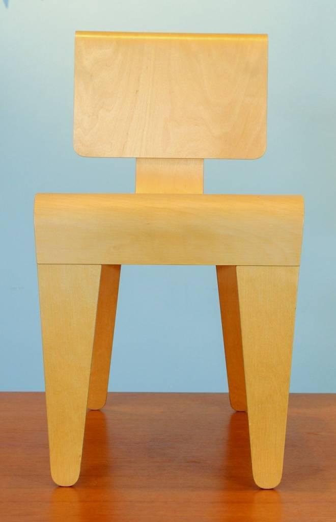 Side chair by Marcel Breuer
