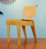 Side chair van Marcel Breuer Isokon Plus