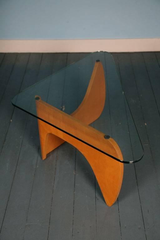 Salontafel van W. Lutjens