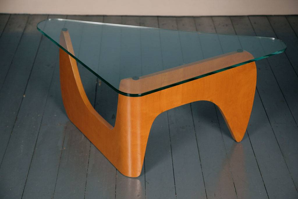 Coffee Table By W. Lutjens