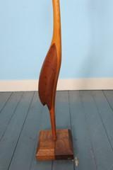 Wooden Vintage Bird