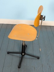Office chair by Egon Eiermann for Wilde & Spieth