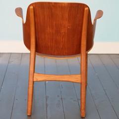 Vintage chair by Hans Olsen