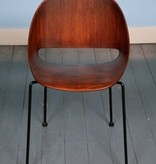 Vintage Plywood Chair by Leon Stijnen