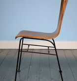 Toby stacking chair by Neil Morris