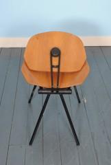 Model S 88 Tecno Chair by Osvaldo Borsani