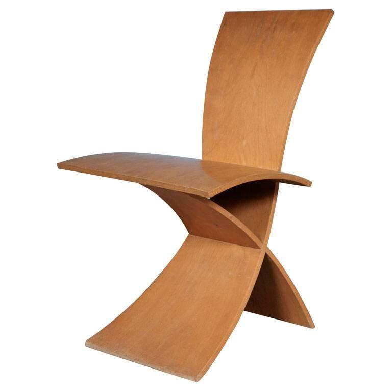 Design Stoelen Nederland.Gesigneerde Prototype Design Stoel Ontworpen Door Samuel Chan