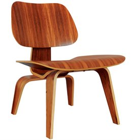 EAMES MILLER ROSEWOOD LCW CHAIR