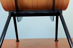 Antony Chair van Jean Prouvé voor Vitra