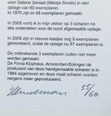 Scissors door Jeroen Henneman