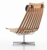 SCANDIA SENIOR Lounge chair by Hans Brattrud
