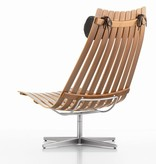 SCANDIA SENIOR lounge chair door Hans Brattrud