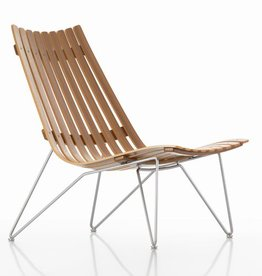 BRATTRUD SCANDIA NETT LOUNGE CHAIR