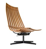 SCANDIA SENIOR VIPP lounge chair van Hans Brattrud