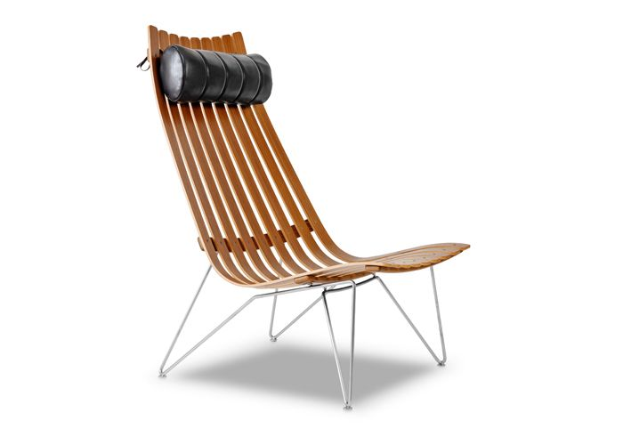 SCANDIA SENIOR BOLT SCANDIA SENIOR BOLT lounge chair van Hans Brattrud