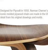 Armchair by Norman Cherner