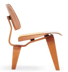 EAMES MILLER CHERRY LCW CHAIR
