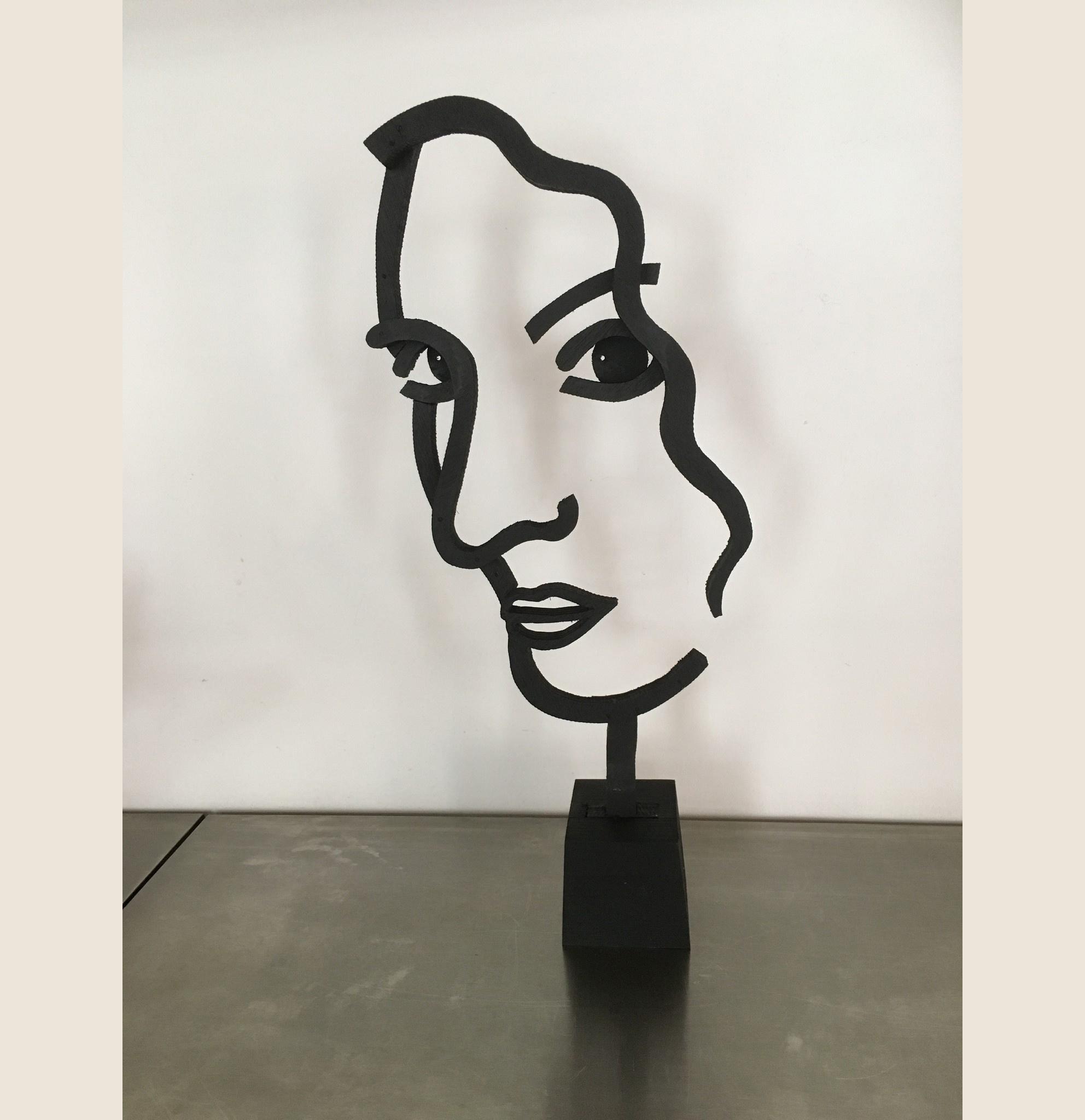 J. HENNEMAN | ZIJ OPENDE HAAR OGEN, NR B, 2018