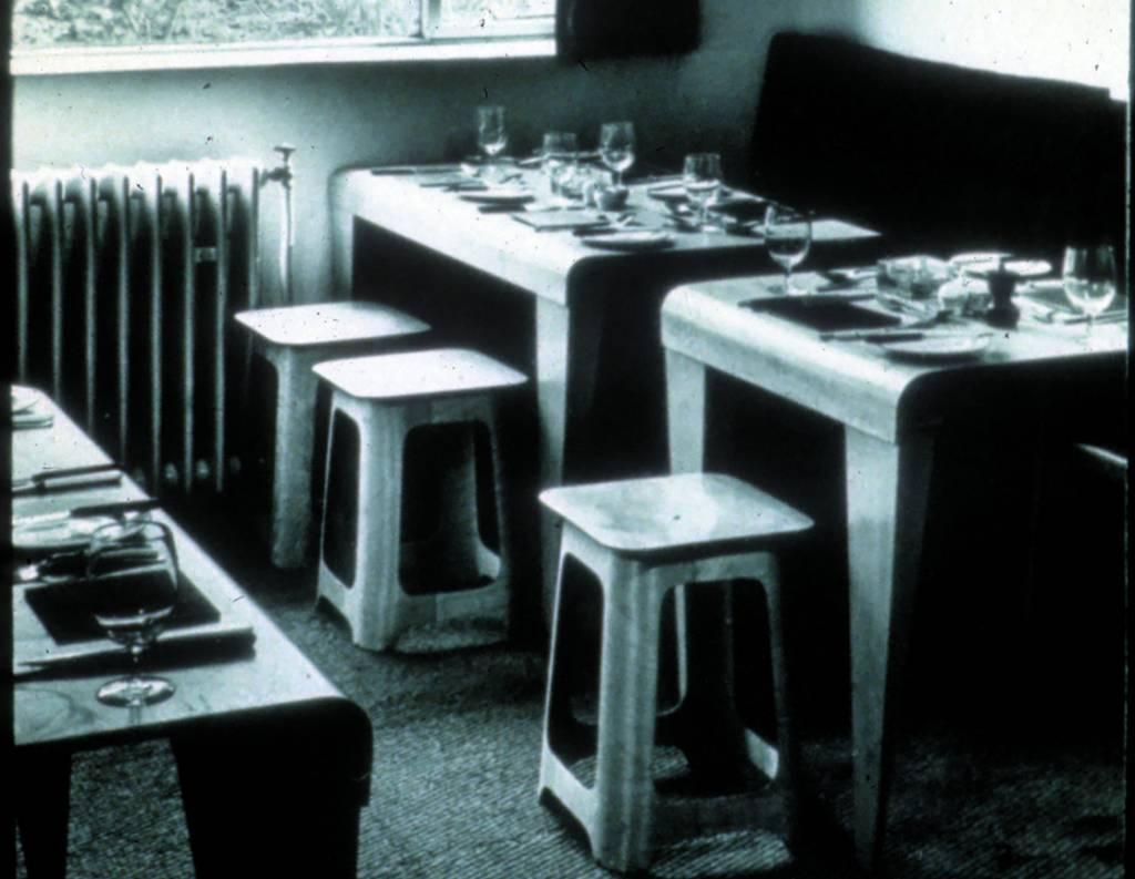 ISOKON DINING TABLE