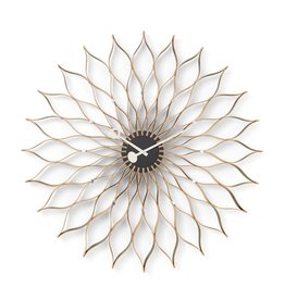 GEORGE NELSON | SUNFLOWER CLOCK