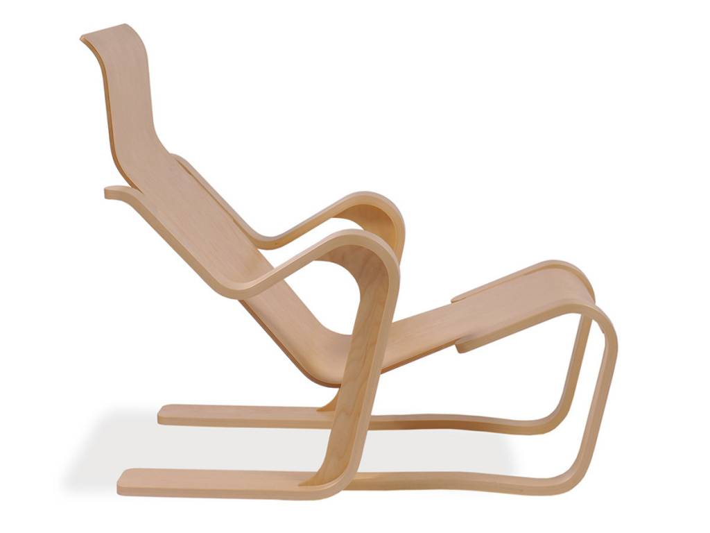 ISOKON SHORT CHAIR
